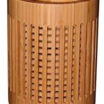 Bamboo Lattice Utensil Crock