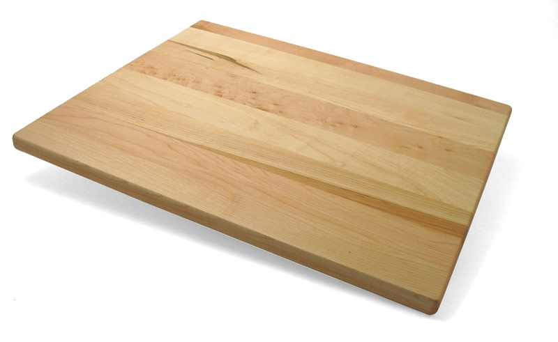 17″ x 14″ x 3/4″ Maple Board