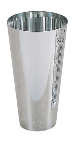 Stainless Steel Cocktail Shaker Bottom