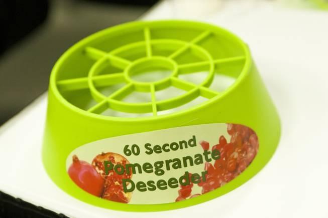 Easy Pomegranate Deseeder