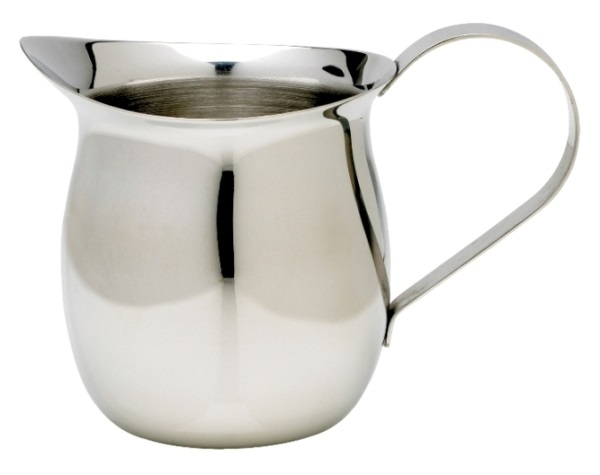 5 oz Stainless Steel Creamer Pitcher