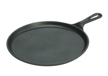 10.5″ Cast Iron Round Griddle