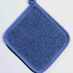 Federal Blue Terry Potholder