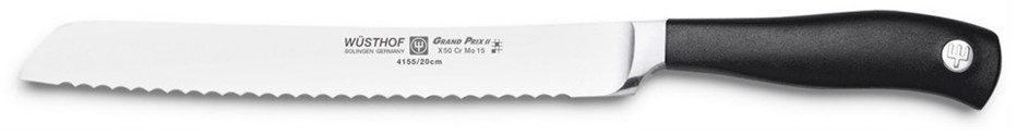 Wusthof Grand Prix II 8″ Bread Knife