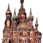 German Advent Calendar – St Petersburg