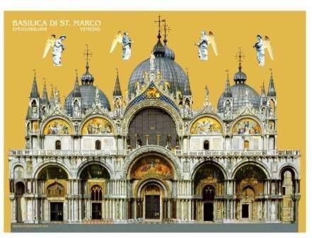 German Advent Calendar – Basilica of St Marco