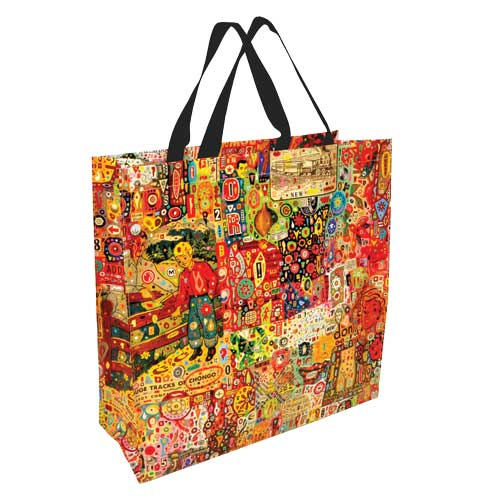 Flotsam & Jetsam Shopping Bag