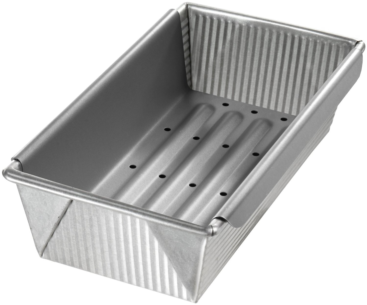 10″ x 5″ x 3″ Meatloaf Pan With Insert