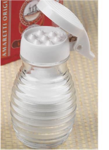 Old Fashioned Moisture Proof Salt Shaker