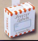 Freezer Labels Box of 100