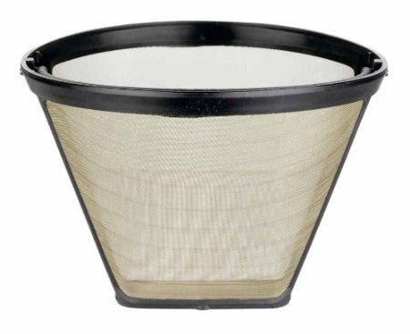 #2 Cuisinart Gold Tone Coffee Filter