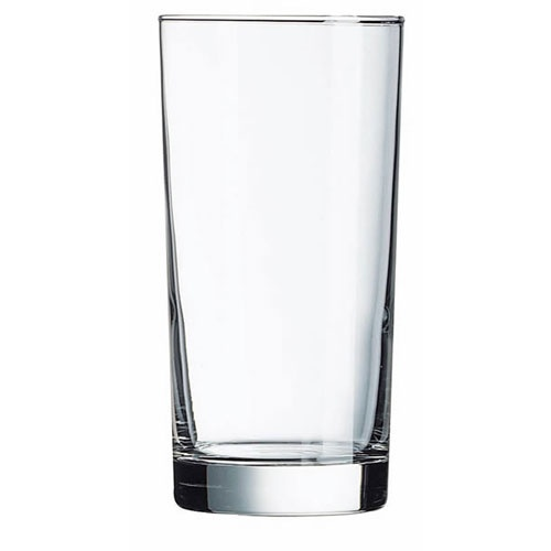 15 oz Perfectly Plain Tall Drinking Glass