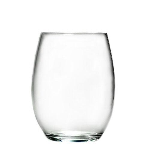 9 oz Stemless Wine Glass