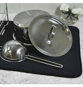 16″ x 18″ Black Drying Mat