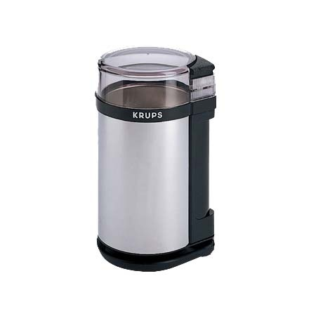 Krups Stainless Coffee Grinder