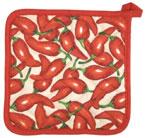 Chili Pepper Potholder