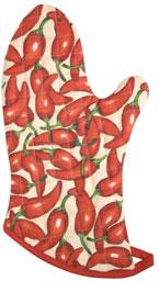 Chili Pepper Mitt