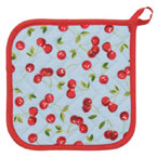 Cherries Potholder