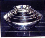 1.25 Quart Wide Stainless Steel Bowl
