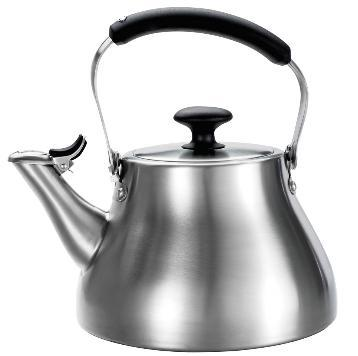 Oxo Classic Tea Kettle Brushed Stainless Steel