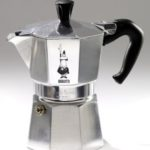 Bialetti 3 Cup Moka Express Aluminum Espresso Maker
