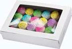 10″ x 14″ x 4″ White Cake Box