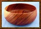 Acacia Wood 9″ x 4″ Salad Bowl