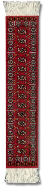 Bokhara Oriental Rug Bookmark