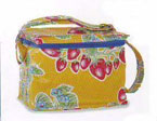 Mexican Oilcloth Six-Pack Cooler/Lunch Box
