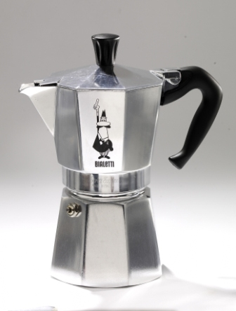 Bialetti 6 Cup Aluminum Espresso Maker